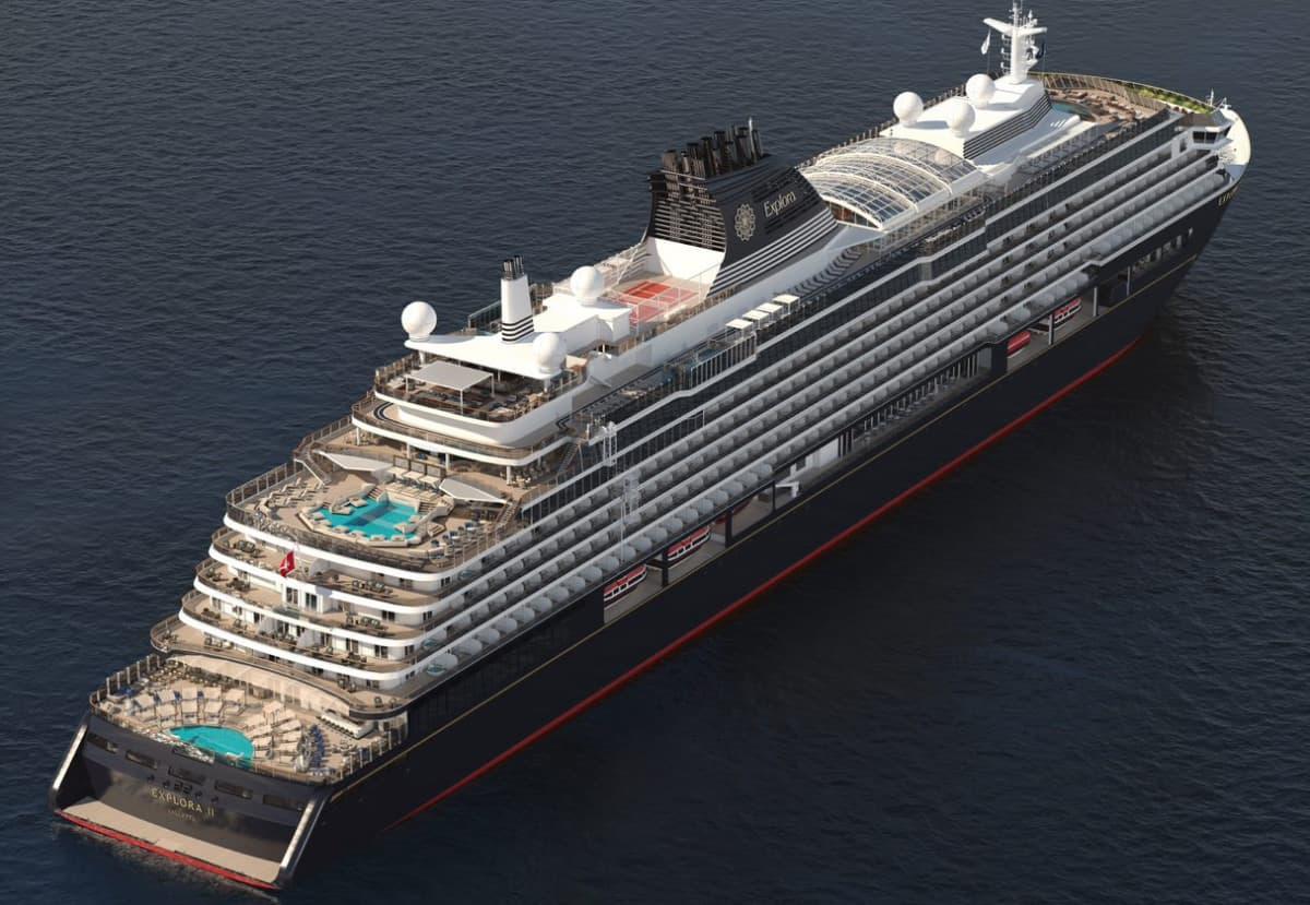 EXPLORA II Cruise Ship